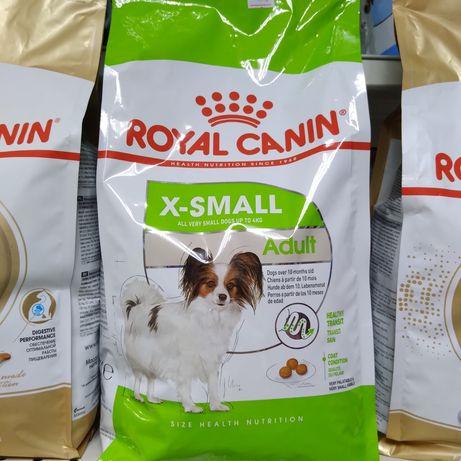 Сухой корм Royal Canin x small для взрослых