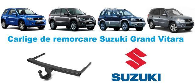 Carlige de remorcare omologate RAR Suzuki Grand Vitara- 5 ani garantie