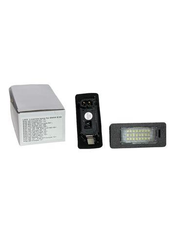 Lampi dedicate numar cu LED BMW E90, E91, E60, E61, E92, F30, F31, F10
