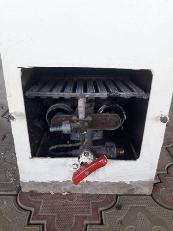 Печь под газ