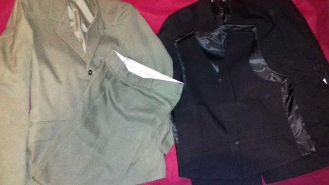 Costume barbati gri-Christian Dior si negru-Fan Collection nr.48