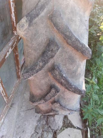 Cauciuc tractor12,4- 11/28 bunicel unpic crapacit pe lateral
