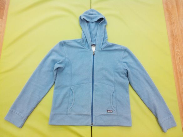 Patagonia Hooded Polar Fleece Jacket - Women's р-р L дамско полар яке