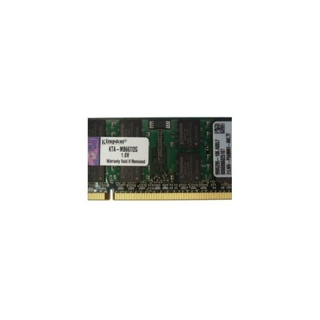 memorie laptop - kingston kta-mb667/2g