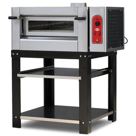 Cuptor pizza gaz 6 pizza de 30 cm , nou sigilat in stoc profesional