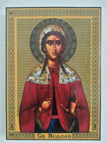 Икона на Света Неделя icona Sveta Nedelia