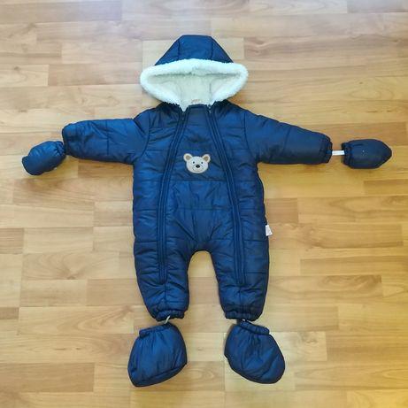 Бебешки космонавт 68 размер