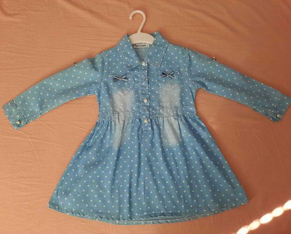 Детска туника рокля