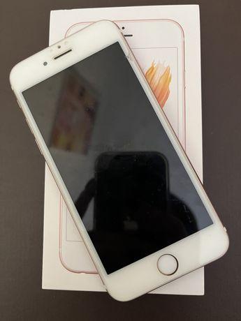 Iphone 6s. 16 gb. Цвет розовый