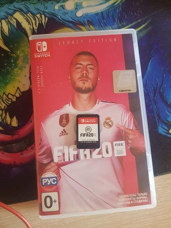 Fifa 20 для Nintendo Switch Свитч