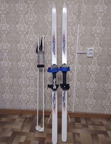 Лыжи детские 1.40 см