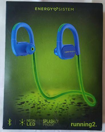 Casti audio Bluetooth Energy BT Running 2