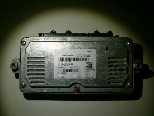 Calculator ECU Centralina GPL LPG Lancia Ypsilon 1.2 4100266_55247708