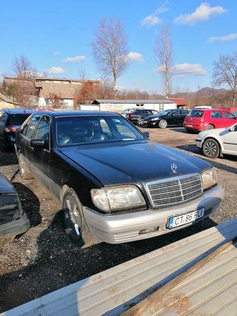 Mercedes Benz ,model clasa S w14
