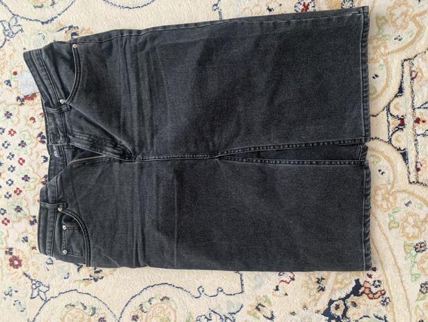 Продам джинсовую юбку zara