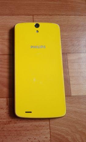 Philips xenium v387 на запчасти сенсор треснул