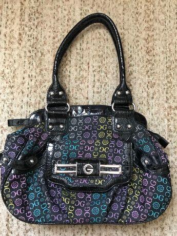 Италианска дамска чанта Gussaci