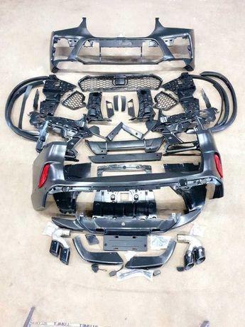 Обвес комплект переделки для BMW X5 (G05) M-пакет