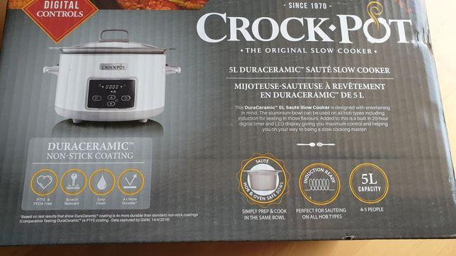 Crock-Pot de 5 litri