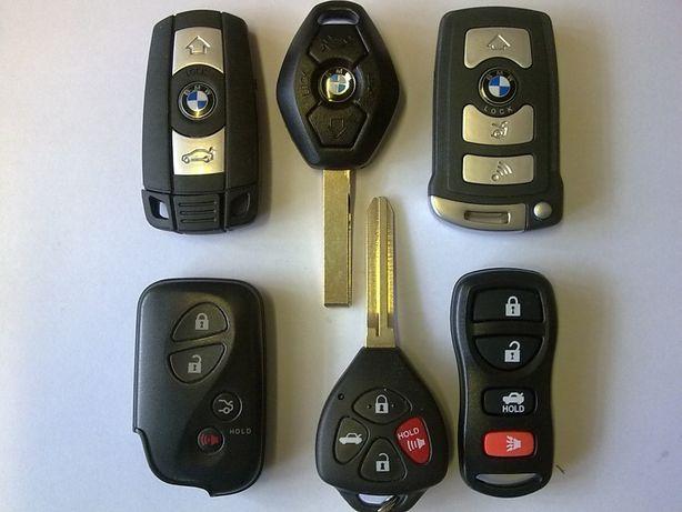 Программирование электронных ключей и чипов. Ремонт иммобилайзеров.