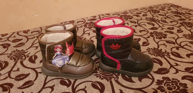 Детская зимняя обувь по 5000
