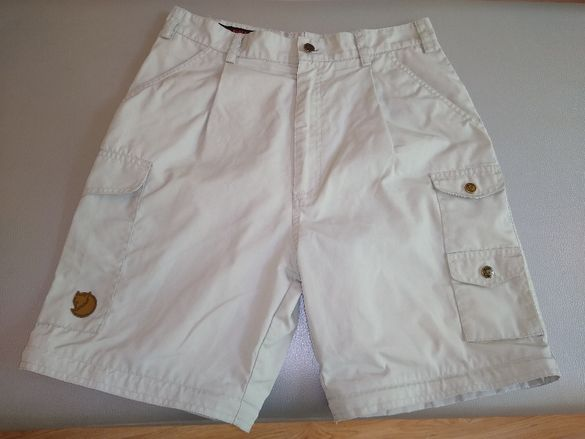 Fjallraven G-1000 Short Pants р-р М / 40 къс панталон туризъм свободво