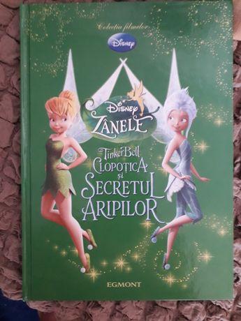 Colectia Disney Zanele Tinkerbell Clopotica /Peter Pan