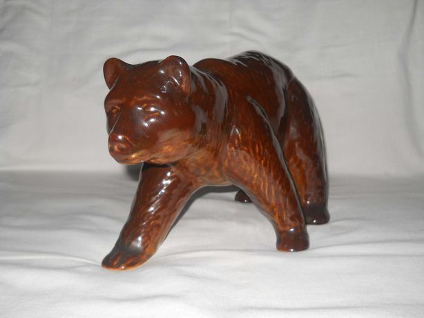 Bibelou Urs din ceramica