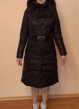 Продам женское пуховое пальто