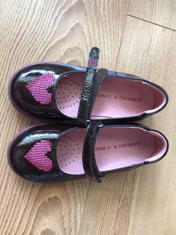 Дизайнерски детски обувки Agatha Ruiz De la Prada 28 н