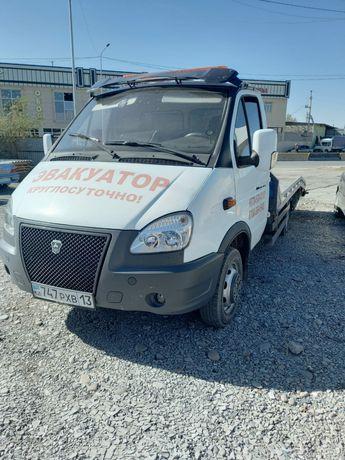Эвакуатора туркестан