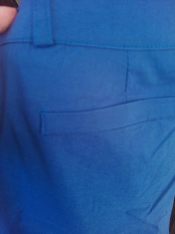 Панталон нов син