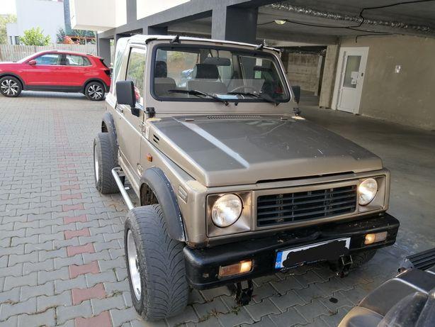 Vând Suzuki samurai 1.3 benzina