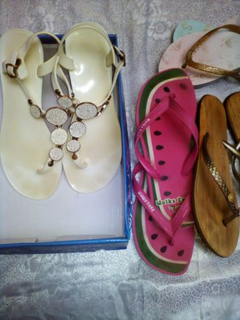 Sandale papuci opincuțe