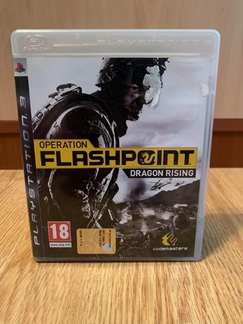 Operation Flashpoint Dragon Rising PS3 - Playstation 3 - PS 3