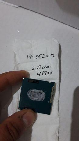 procesor laptop i7 2620m gen 2 si procesor laptop i7 3520m -gen 3 -p