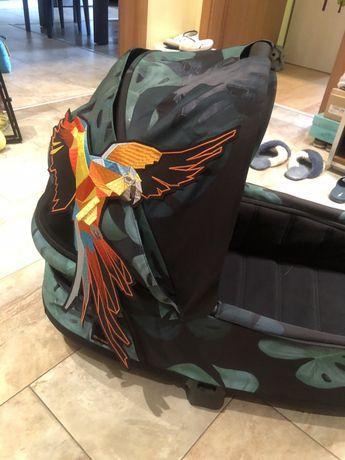 Кош за новородено Cybex Priam Lux Birds of Paradise