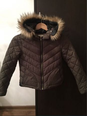 Куртка осень зима Zara