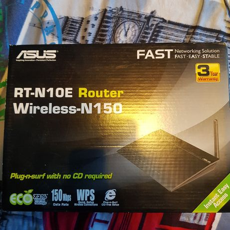 Router Asus perfect functional