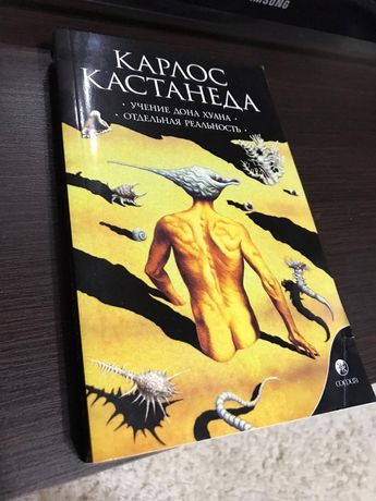 Книга К. Кастанеды «Учения дона Хуана»