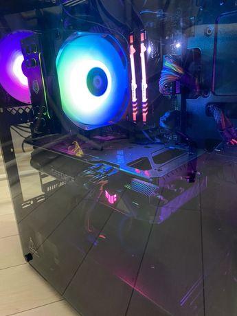 Игровой компьютер RTX 3070 i7-10700   Обмен на Macbook