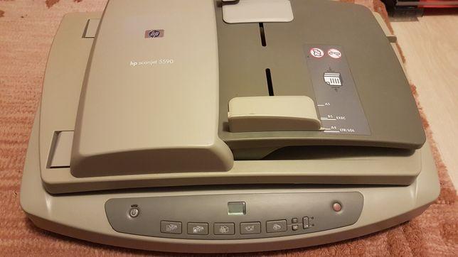 Scanner profesional HP Scanjet 5590