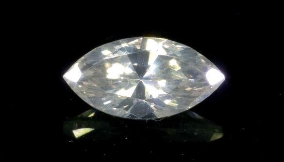 Естествен брилянт 0.14 карата + видео ТОП ЦЕНА
