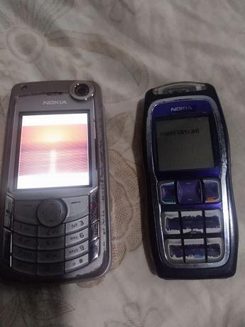 2,Nokia, modele diferite, stare foarte bună 130 lei ambele.