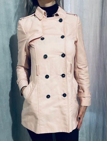 Palton roz pal Zara
