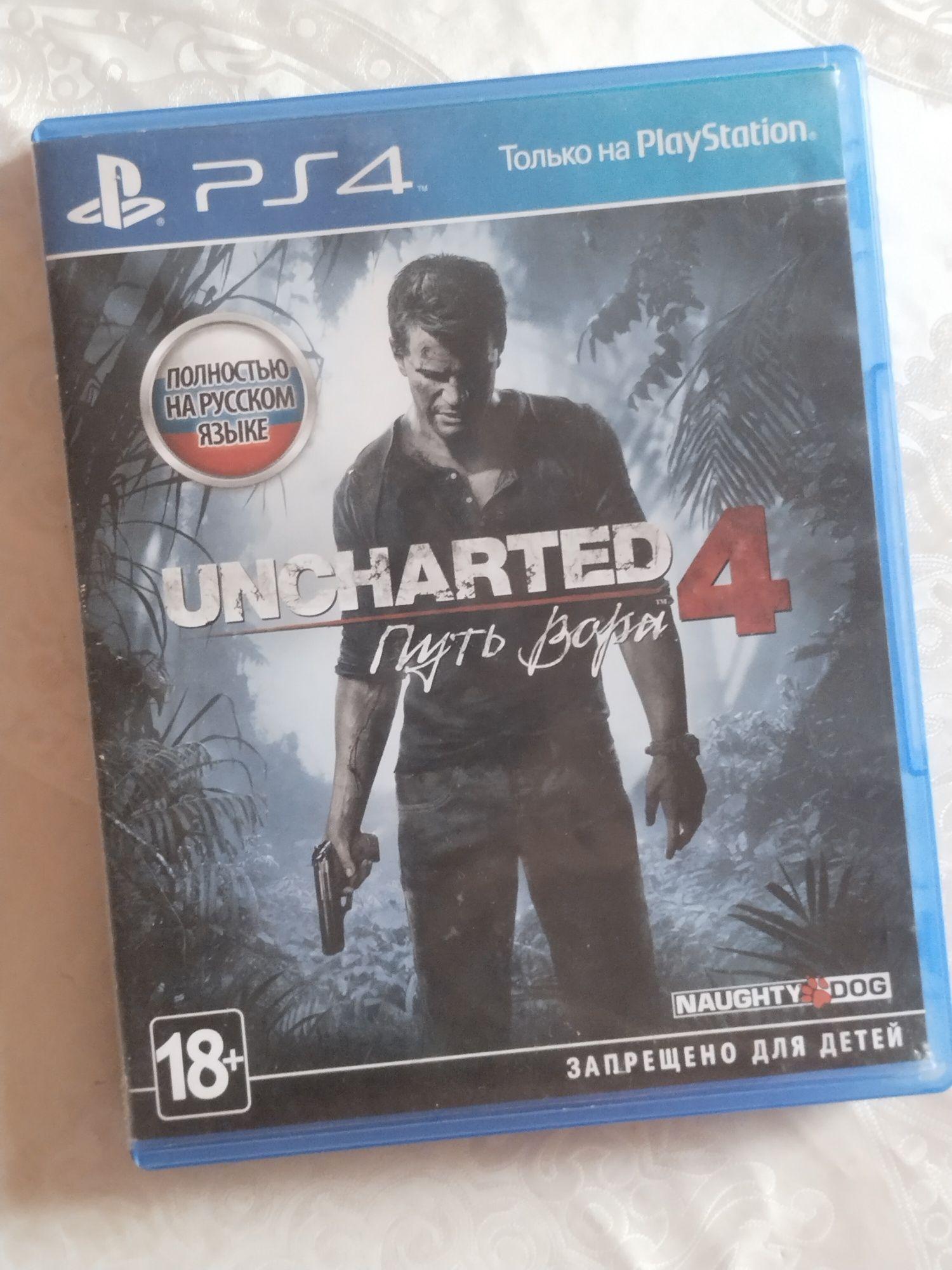 Игра Uncharted 4