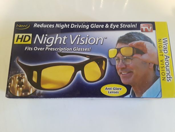Ochelari originali HD VISION NOAPTE+ZI