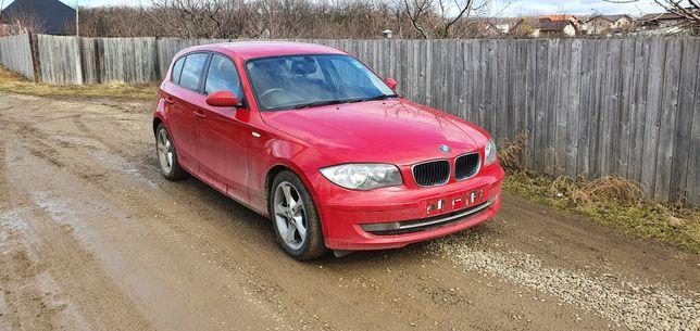 Dezmembrez BMW e87 seria 1 116d piese bmw seria 1 2008 2009 2010 N47