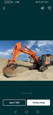 Excavator Case, Hitachi