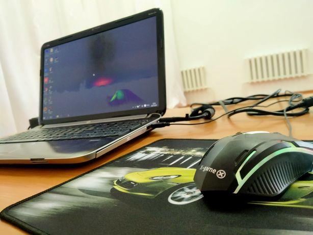 Нр ноутбук сатылады.  Сост зың.  Озу 8 SSD 120gb Барлығы жұмыс жасайды